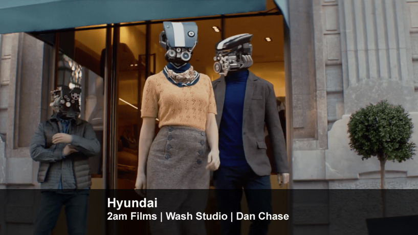 Hyundai | 2am Films | Wash Studio | Dan Chase