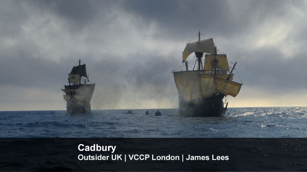 Cadbury | Outsider UK | VCCP London | James Lees
