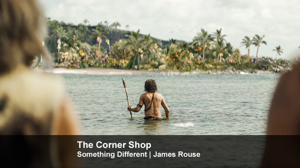 Spectrum Mobile | The Corner Shop | Something Different | James Rouse