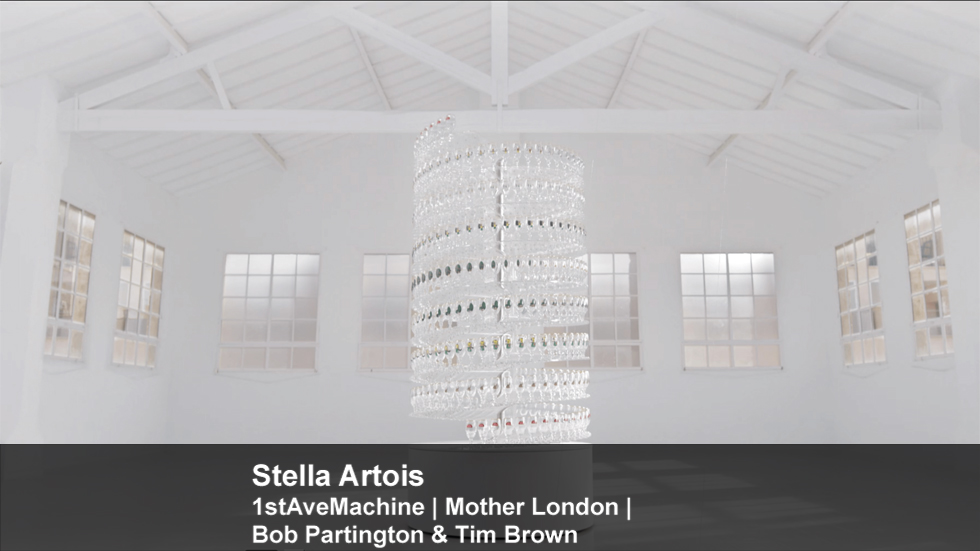 Stella Artois | 1stAveMachine | Mother London | Bob Partington & Tim Brown