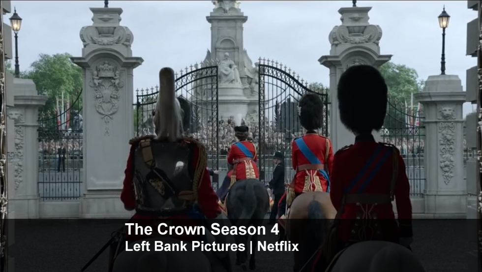 The Crown Season 4 | Left Bank Pictures | Netflix