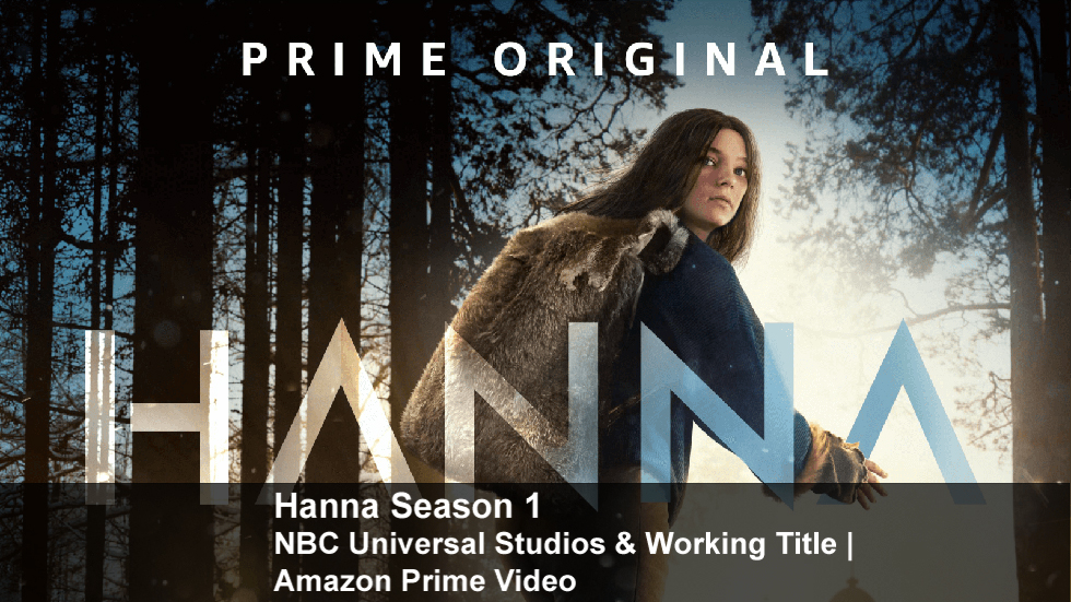 Hanna | NBC Universal Studios & Working Title | Amazon Prime Video