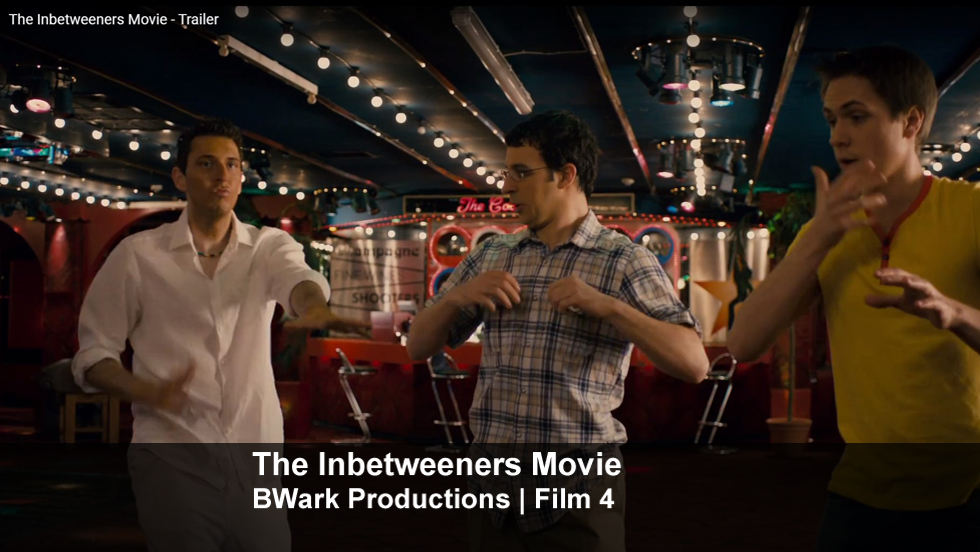 The Inbetweeners Movie - Trailer